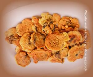 Kotlety z grzybów suszonych